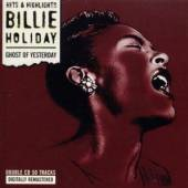 HOLIDAY BILLIE  - 2xCD GHOST OF YESTERDAY