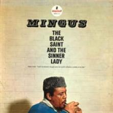 CHARLES MINGUS (1922-1979)  - VINYL BLACK SAINT AN..