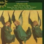 MONTEVERDI CLAUDIO  - CD MASSES AND MOTETS