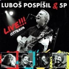 POSPISIL LUBOS  - CD LIVE!!! OSTRAVA