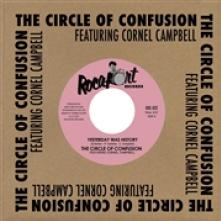 CIRCLE OF CONFUSION  - SI YESTERDAY WAS HISTORY /7