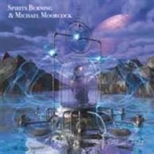SPIRITS BURNING & MICHAEL MOOR..  - CD AN ALIEN HEAT
