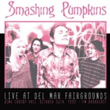 SMASHING PUMPKINS  - VINYL LIVE AT DEL MA..