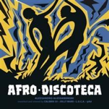 ALESSANDRONI ALESSANDRO  - VINYL AFRO DISCOTECA REWORKED.. [VINYL]