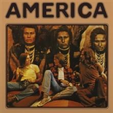 AMERICA  - VINYL AMERICA -COLOU..