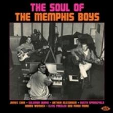 VARIOUS  - CD THE SOUL OF THE MEMPHIS BOYS