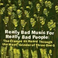 CRAMPS.=TRIB=  - VINYL REALLY BAD MUSIC FOR.. [VINYL]