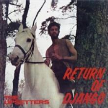UPSETTERS  - VINYL RETURN OF DJANGO -CLRD- [VINYL]