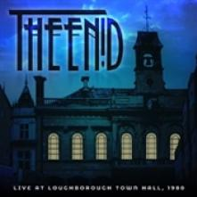 ENID  - CD LIVE AT LOUGHBOROUGH TOWN HALL 1980