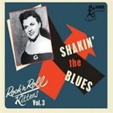 ROCK & ROLL KITTEN 3: SHAKING ..  - CD ROCK & ROLL KITTE..