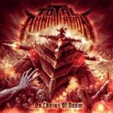 TOTAL ANNIHILATION  - CD …ON CHAINS OF DOOM