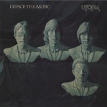 UTOPIA  - VINYL DEFACE THE MUSIC -CLRD- [VINYL]