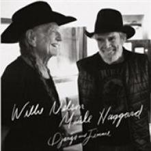NELSON WILLIE/MERLE HAGGARD  - 2xVINYL DJANGO AND JIMMIE -CLRD- [VINYL]
