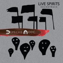 DEPECHE MODE  - 2xCD LIVE SPIRITS SOUNDTRACK
