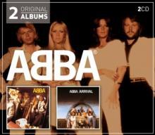 ABBA  - 2xCD ABBA/ABBA ARRIVAL