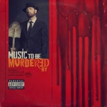 EMINEM  - CD MUSIC TO BE MURDERED BY