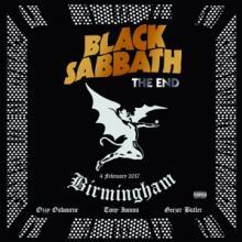 BLACK SABBATH  - 3xVINYL THE END [VINYL]