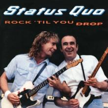 STATUS QUO  - 3xCD ROCK 'TIL YOU DROP [DELUXE]