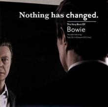 BOWIE DAVID  - CD NOTHING HAS CHANGED