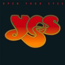 YES  - CD OPEN YOUR EYES