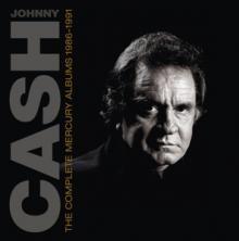 CASH JOHNNY  - 7xCD COMPLETE MERCURY ALBUMS 1986-1
