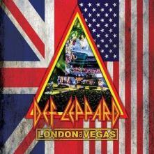 DEF LEPPARD  - 6xDVD LONDON TO VEGAS/LTD/4CD