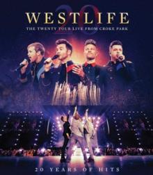 WESTLIFE  - BRD TWENTY TOUR - LIVE FROM CR [BLURAY]