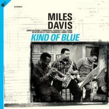 DAVIS MILES  - VINYL KIND OF BLUE -LP+CD/HQ- [VINYL]