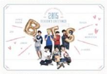 BTS  - DVD 2015 SEASON'S GREETINGS