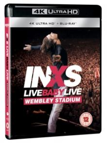 INXS  - 2xBRD LIVE BABY LIVE [BLURAY]