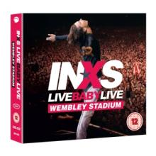 INXS  - 3xDVD LIVE BABY LIVE/2CD