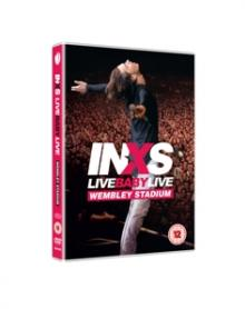 INXS  - DVD LIVE BABY LIVE