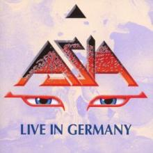 ASIA  - CD LIVE IN GERMANY