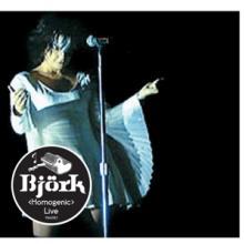 BJORK  - CD HOMOGENIC LIVE