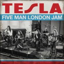 TESLA  - 2xVINYL FIVE MAN LONDON JAM [VINYL]