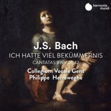 BACH  - CD CANTATAS BWV 21 & 42