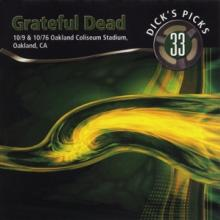 GRATEFUL DEAD  - 4xCD DICK'S PICKS VOL.33