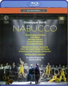 VERDI G.  - BRD NABUCCO [BLURAY]