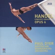 AUSTRALIAN BRANDENBURG ORCHEST  - 2xCD CONCERTI GROSSI OP 6