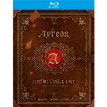AYREON  - BRD ELECTRIC CASTLE LIVE AND [BLURAY]