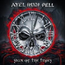 PELL AXEL RUDI  - CD SIGN OF THE TIMES