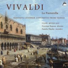FIORI MUSICALI - RAPSON PENEL  - CD LA PASTORELLA - VIVALDI