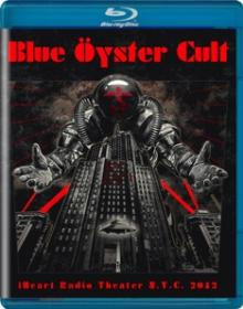 BLUE OYSTER CULT  - BRD IHEART RADIO THEATER [BLURAY]