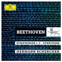 SCHERCHEN HERMANN  - 8xCD SYMFONIE 1-9/PREDEHRY