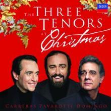 THREE TENORS  - CD THREE TENORS AT CHRISTMAS