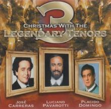 3 TENORS  - CD CHRISTMAS WITH...