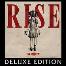 SKILLET  - 2xCD RISE [DELUXE]