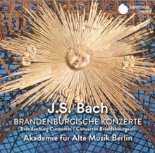 BACH  - CD BRANDERBURGISCHE ..