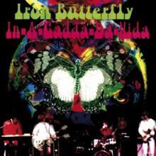 IRON BUTTERFLY  - CD IN-A-GADDA-DA-VIDA