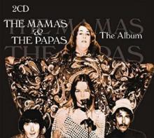 MAMAS & THE PAPAS  - CD+DVD THE ALBUM (2CD)